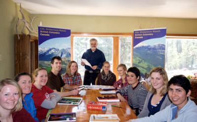 English programs-ESL class